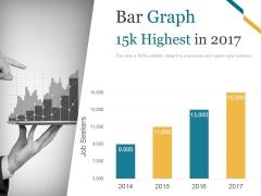 Bar Graph Ppt PowerPoint Presentation Outline Slide Download