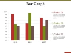 Bar Graph Ppt PowerPoint Presentation Outline Structure