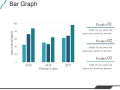 Bar Graph Ppt PowerPoint Presentation Slides Deck