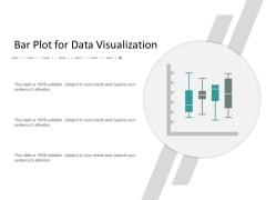 Bar Plot For Data Visualization Ppt Powerpoint Presentation Pictures Guide