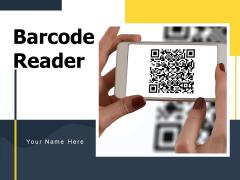 Barcode Reader Barcode Pattern Barcode Reader Ppt PowerPoint Presentation Complete Deck