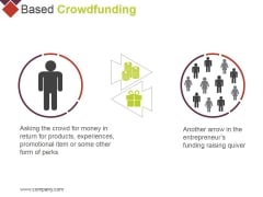 Based Crowdfunding Ppt PowerPoint Presentation Infographic Template Outline