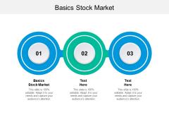 Basics Stock Market Ppt PowerPoint Presentation Deck Cpb