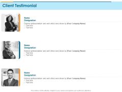 Bathroom Fixture Client Testimonial Ppt PowerPoint Presentation Ideas Slides PDF