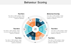 Behavior Scoring Ppt PowerPoint Presentation Show Cpb