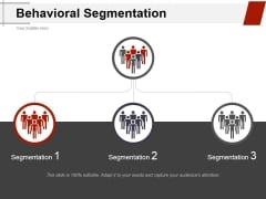 Behavioral Segmentation Template 2 Ppt PowerPoint Presentation Professional Layouts