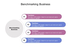 Benchmarking Business Ppt PowerPoint Presentation Professional Icons Cpb