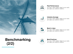 Benchmarking Industry Average Performance Ppt PowerPoint Presentation Background Images