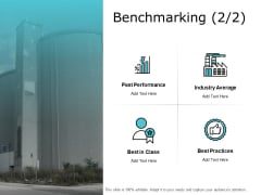 Benchmarking Industry Average Ppt PowerPoint Presentation Ideas Examples