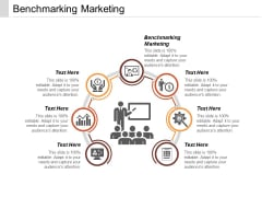 Benchmarking Marketing Ppt PowerPoint Presentation Slides Backgrounds Cpb