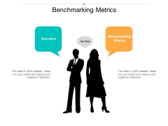 Benchmarking Metrics Ppt PowerPoint Presentation Infographics Influencers Cpb