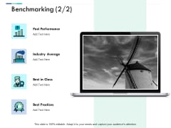 Benchmarking Past Performance Ppt PowerPoint Presentation Inspiration Slides