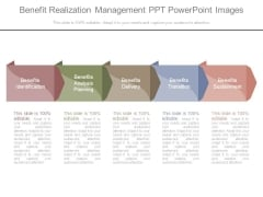 Benefit Realization Management Ppt Powerpoint Images