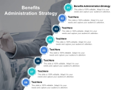 Benefits Administration Strategy Ppt PowerPoint Presentation Ideas Example Introduction Cpb