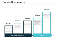 Benefits Compensation Ppt PowerPoint Presentation Layouts Information Cpb