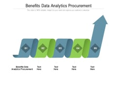 Benefits Data Analytics Procurement Ppt PowerPoint Presentation Introduction Cpb Pdf