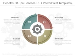 Benefits Of Seo Services Ppt Powerpoint Templates