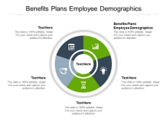 Benefits Plans Employee Demographics Ppt PowerPoint Presentation Model Cpb