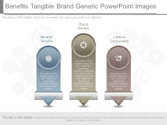 Benefits Tangible Brand Generic Powerpoint Images