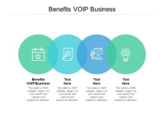 benefits voip business ppt powerpoint presentation outline example introduction cpb