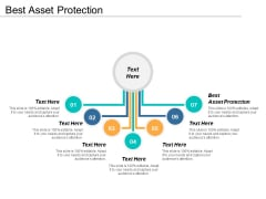Best Asset Protection Ppt PowerPoint Presentation Summary Template Cpb