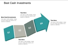 Best Cash Investments Ppt PowerPoint Presentation Icon Slides