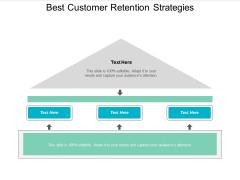 Best Customer Retention Strategies Ppt PowerPoint Presentation Ideas Background Designs Cpb