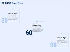 Best Employee Appreciation Workplace 30 60 90 Days Plan Ppt Portfolio Gridlines PDF