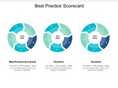 Best Practice Scorecard Ppt PowerPoint Presentation Gallery Mockup Cpb