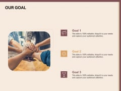 Best Practices For Increasing Lead Conversion Rates Our Goal Ppt Gallery Aids PDF