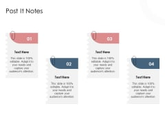 Best Practices That Increase Revenue Out Of Indirect Sales Post It Notes Pictures PDF