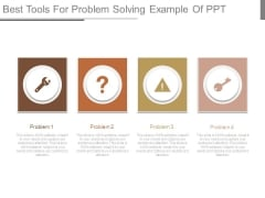 Best Tools For Problem Solving Example Of Ppt