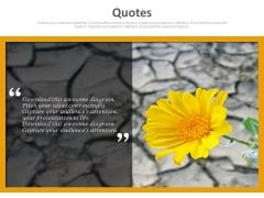 Best Wishes Quote With Flower Background Powerpoint Slides