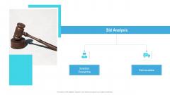 Bid Response Management Bid Analysis Ppt PowerPoint Presentation Ideas Master Slide PDF