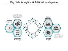 Big Data Analytics And Artificial Intelligence Ppt PowerPoint Presentation File Slide Download
