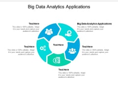 Big Data Analytics Applications Ppt PowerPoint Presentation Pictures Professional Cpb