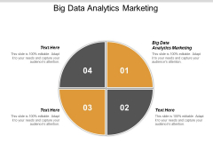 Big Data Analytics Marketing Ppt PowerPoint Presentation File Templates Cpb