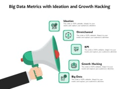 Big Data Metrics With Ideation And Growth Hacking Ppt PowerPoint Presentation File Slide Portrait PDF