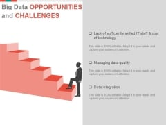 Big Data Opportunities And Challenges Template 2 Ppt PowerPoint Presentation Icon Background
