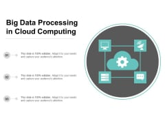 Big Data Processing In Cloud Computing Ppt PowerPoint Presentation Model Gallery