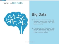 Big Data Processing Ppt PowerPoint Presentation Slide Download