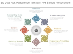 Big Data Risk Management Template Ppt Sample Presentations