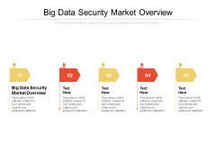 Big Data Security Market Overview Ppt PowerPoint Presentation Model Sample Cpb