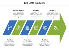 Big Data Security Ppt PowerPoint Presentation Model Example Cpb