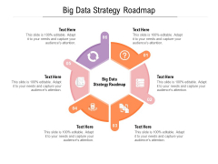 Big Data Strategy Roadmap Ppt PowerPoint Presentation Infographics Structure Cpb Pdf