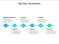 Big Data Visualization Ppt PowerPoint Presentation Icon Gallery Cpb
