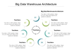 Big Data Warehouse Architecture Ppt PowerPoint Presentation Infographics Graphics Pictures Cpb