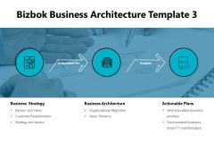 Bizbok Business Architecture Enables Ppt PowerPoint Presentation Ideas Infographics