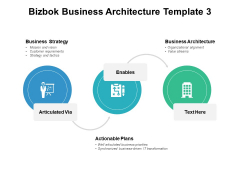 Bizbok Business Architecture Strategy Ppt PowerPoint Presentation Information
