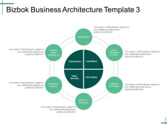 Bizbok Business Architecture Template 3 Ppt PowerPoint Presentation Pictures Guide